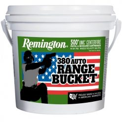 Remington UMC .380ACP 300 Round Bucket, 95gr. FMJ