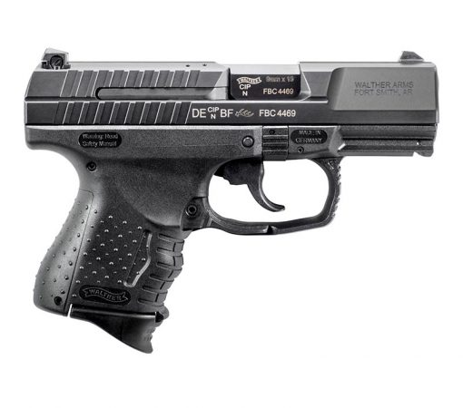 Walther P99C AS 9mm, 10+1