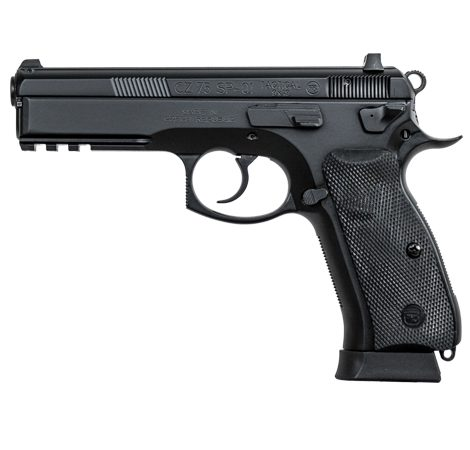 CZ 75 SP-01 Phantom 9mm 18 rounds Semi Auto Pistol