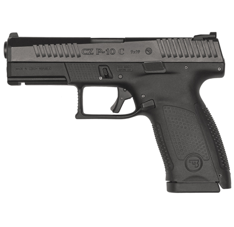 CZ P-10 C 9mm 15 Round Semi Auto Handgun