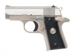 """Colt Mustang Pocketlite .380ACP 2.75"""" Barrel .380ACP"""