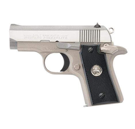 "Colt Mustang Pocketlite .380ACP 2.75"" Barrel .380ACP"