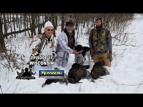 Turkey Hunting in the Snow - Calling All Turkeys S3 EP11