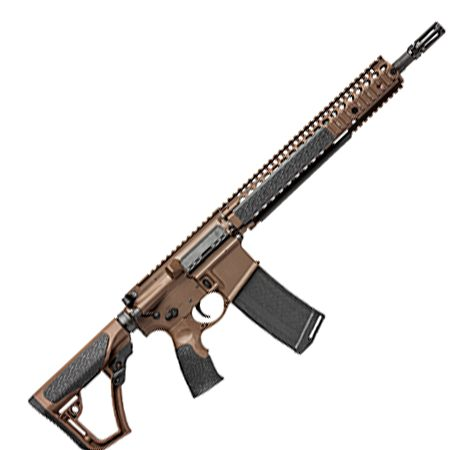 Daniel Defense M4A1 Mil Spec + 5.56mm