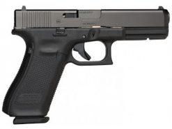 Glock 17 Gen 5, 9mm, 17+1