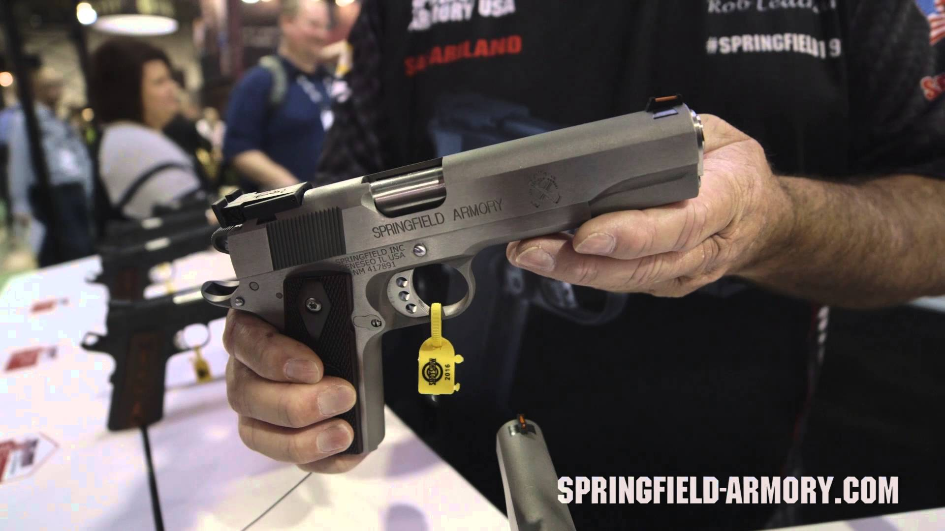 Springfield Armory - Shoot Straight