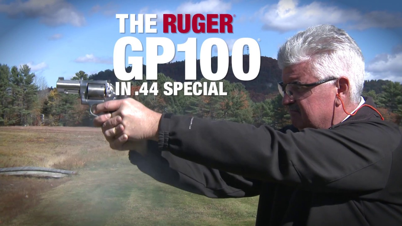 Ruger® GP100® in .44 Special