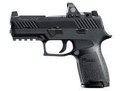Sig Sauer P320C RX, 15 Round, 9mm