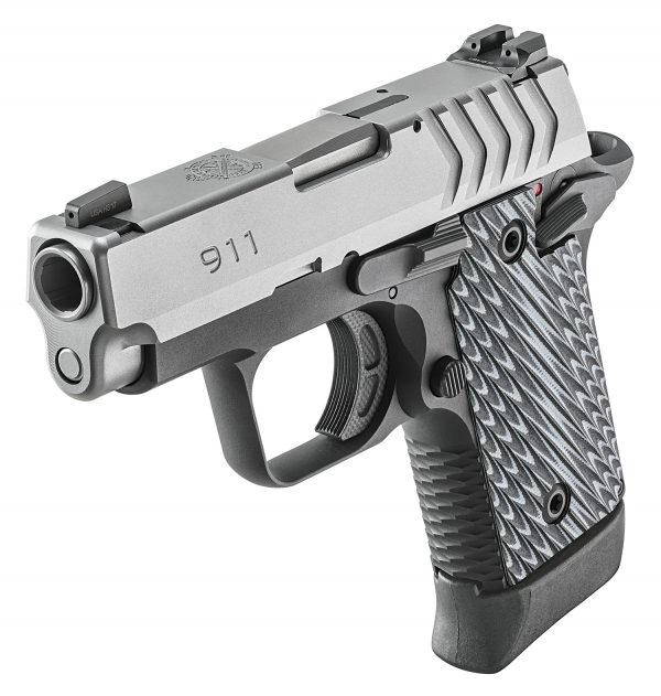 Springfield Armory 911 .380ACP, Two Tone Stainless, Gear Up Package