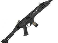 CZ Scorpion EVO 3 S1 9MM Carbine Black w/ Faux Suppressor