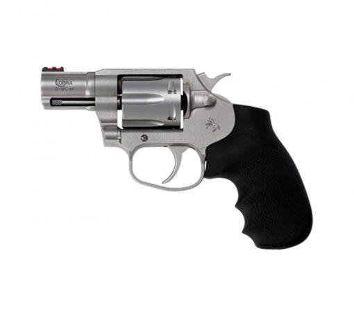 Colt Cobra, .38 Special +P, Stainless Steel 6-shot Revolver