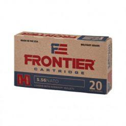 Hornady Frontier 5.56 NATO 75 gr BTHP Match