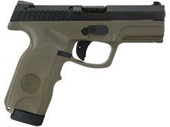 Steyr M9-A1, 9mm, 17+1, Semi Auto Pistol ODG