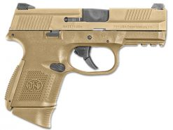 FN FNS 9C NMS FDE