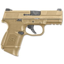 FNH FNS 9C NMS FDE