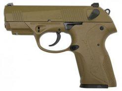 Beretta PX4 9MM Compact FDE