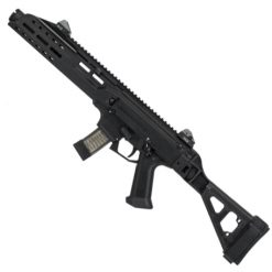 CZ Scorpion EVO Pistol with Flash Can And Folding Brace