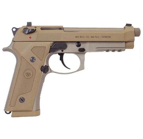 Beretta M9A3 FDE 9MM