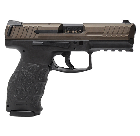 H&K VP9 9MM Midnight Bronze