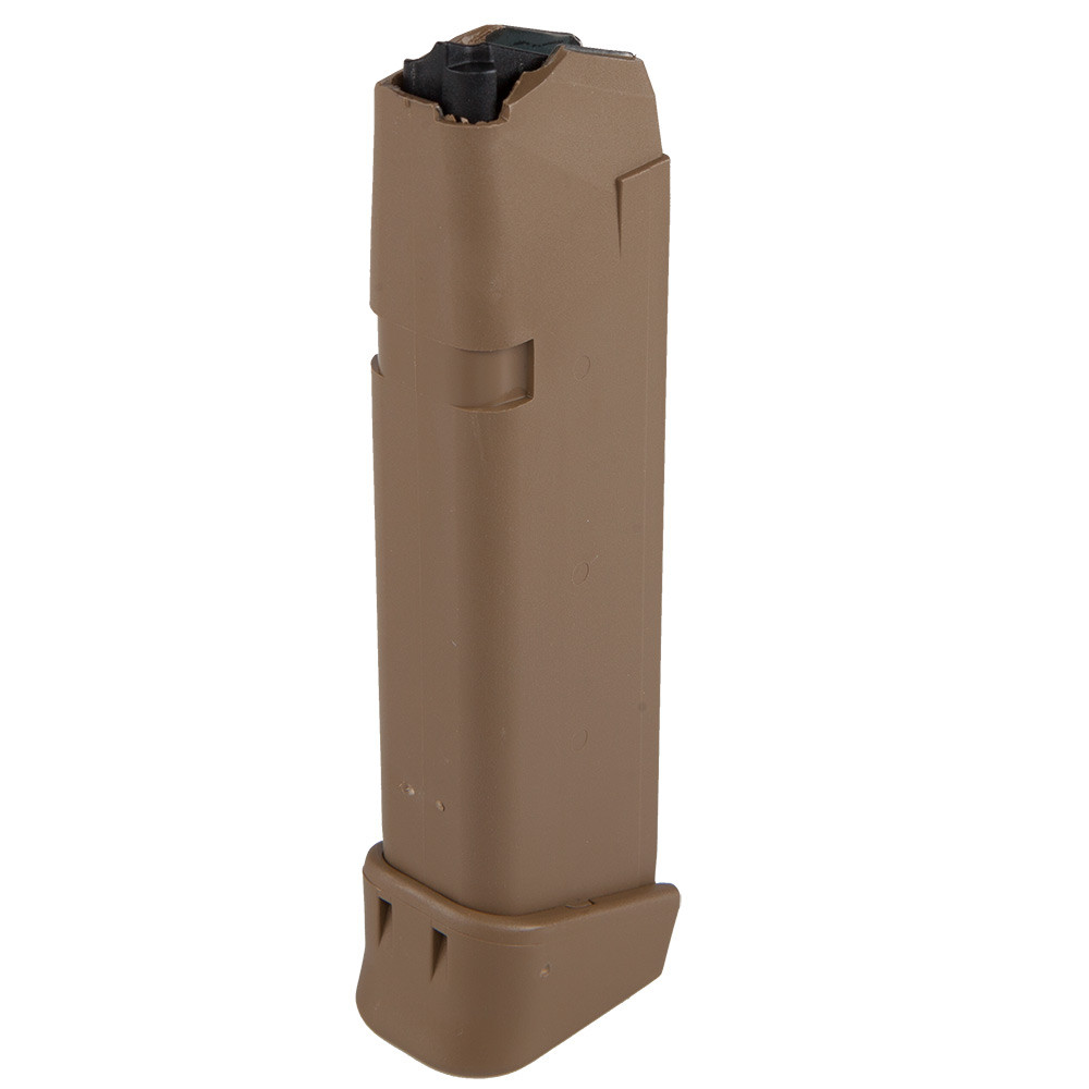 Glock 19X, 19 Round Magazine, 9mm