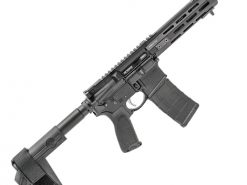 Springfield Saint AR-15 Pistol, 5.56 NATO, Sights Not Included