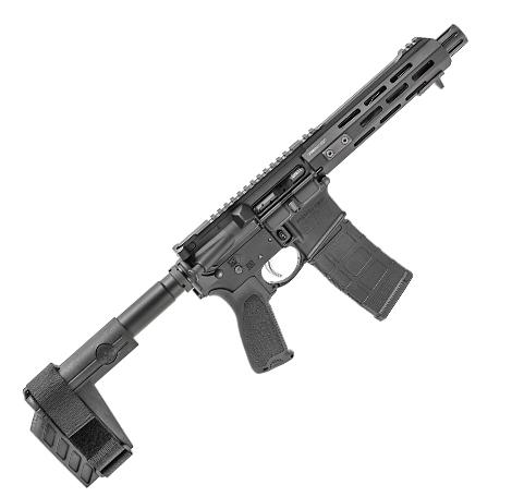Springfield Saint AR-15 Pistol, 5.56 NATO, Sights Not Included