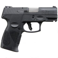 Taurus G2C BLK, 12 Round Semi Auto Handgun, 9mm