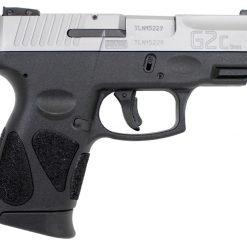 Taurus G2C Stainless, 12 Round Semi Auto Handgun, 9mm