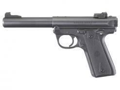 """Ruger Mark IV 40107, 22/45 Target, 5.5"""" Barrel"""