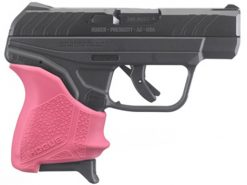 Ruger LCP II Pink Hogue Slip-On
