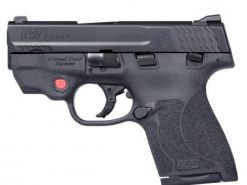 Smith & Wesson M&P 9 Shield M2.0 Integrated Crimson Trace Red Laser