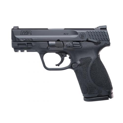 "Smith & Wesson M&P 9 M2.0 Compact Thumb Safety, 3.6"" Barrel, 15 Round Semi Auto Handgun, 9mm"