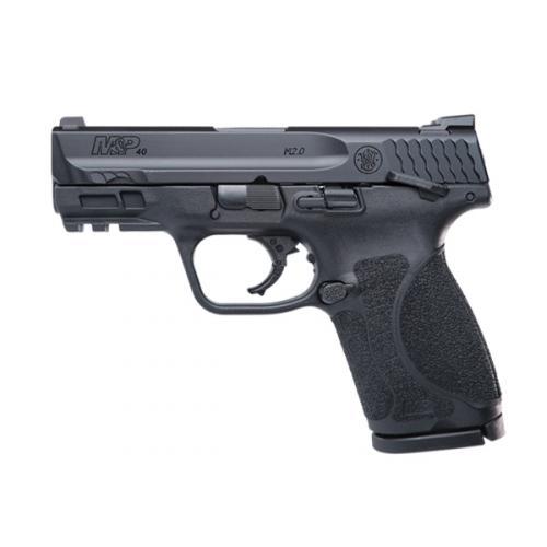 "Smith & Wesson M&P 40 M2.0 Compact Thumb Safety, 3.6"" Barrel, 13 Round Semi Auto Handgun, .40S&W"