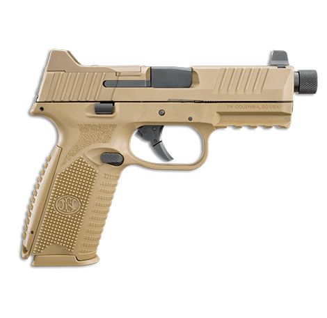 FN 509® Tactical, 9MM, Optics Ready, Threaded Barrel