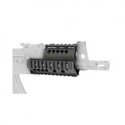 Midwest Industries MI-AK-MD, AK Mini Draco Quad rails