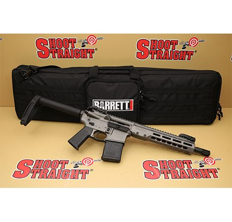 Barrett REC7 DI Pistol Tungsten Gray