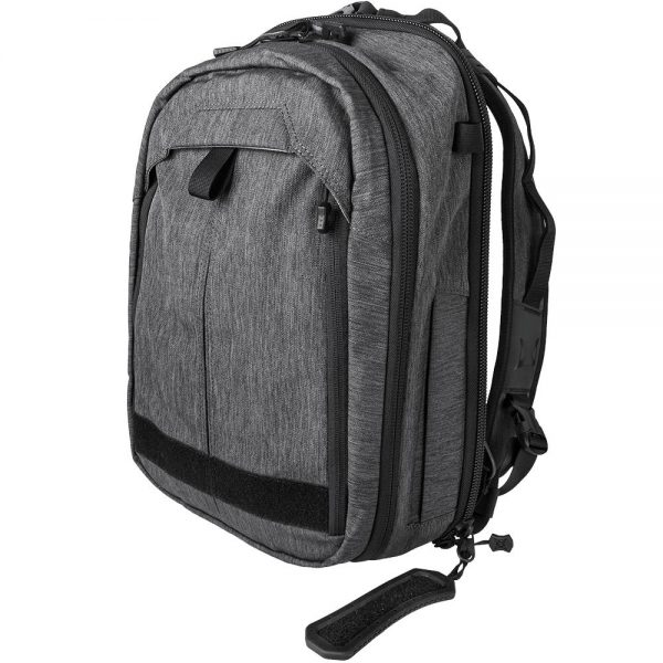 Vertx EDC Transit Sling Bag Heather Black VTX5040