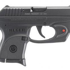 Ruger LCP Viridan Red Laser, .380ACP, 6+1