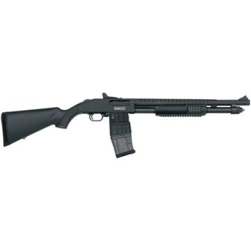 Mossberg 590M 50206 Mag-Fed, 12GA, Pump-Action Shotgun