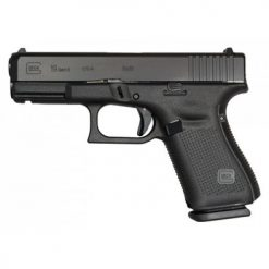 Glock 19 Gen 5 USA, 15 Round Semi Auto Handgun, 9mm