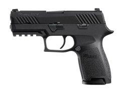 Sig Sauer P320 Compact, 15 Round Semi Auto Handgun, 9MM