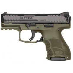 HK VP9SK ODG, 9mm, 10-Rounds