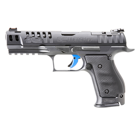 Walther Q5 Match Steel Frame 9x19