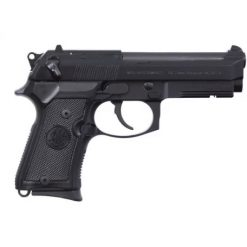 "Beretta 92FS Compact Black J90C9F10 w/ Rail 4.25"" Barrel 9mm Luger"
