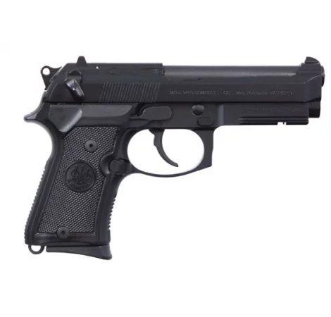 """Beretta 92FS Compact Black J90C9F10 w/ Rail 4.25"""" Barrel 9mm Luger"""