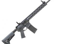 Springfield Saint, Free Float Handguard, 5.56mm Grey Cerakote AR-15