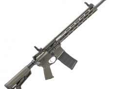 Springfield Saint, Free Float Handguard, 5.56mm OD Green Cerakote AR-15
