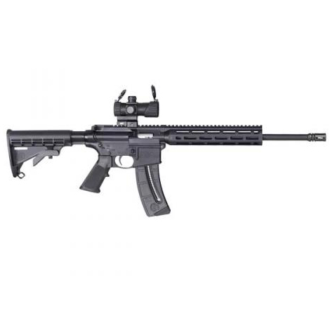 M&P 15-22 SPORT OR W/ M&P® RED/GREEN DOT OPTIC