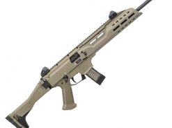 CZ Scorpion EVO 3 S1 9MM Carbine FDE w/ Muzzle Brake