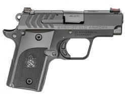 Springfield Armory 911 Alpha Black .380 ACP